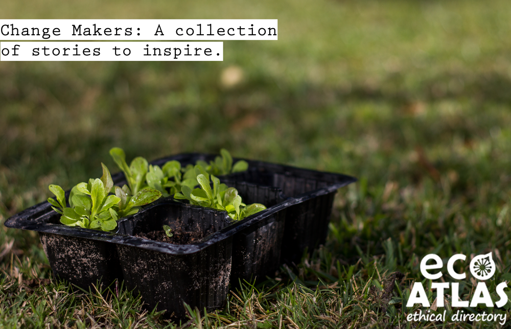 Change Makers is a collection of uplifting people and communities in South Africa who have started with an idea and are achieving great things, because they have put their head where their heart is.